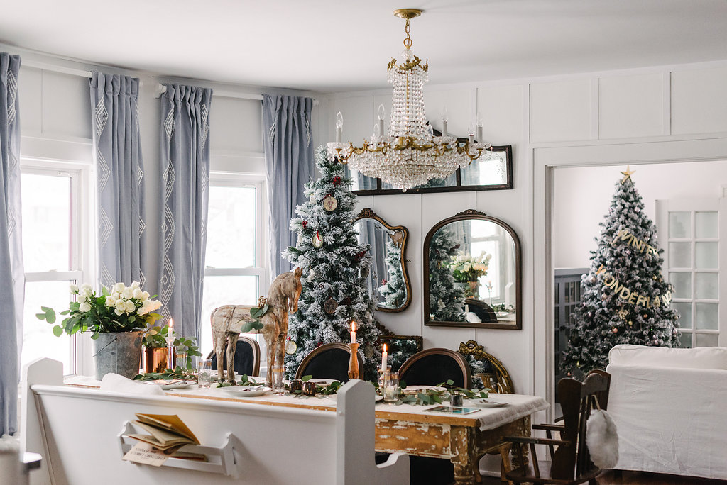 A Kindred Vintage Christmas