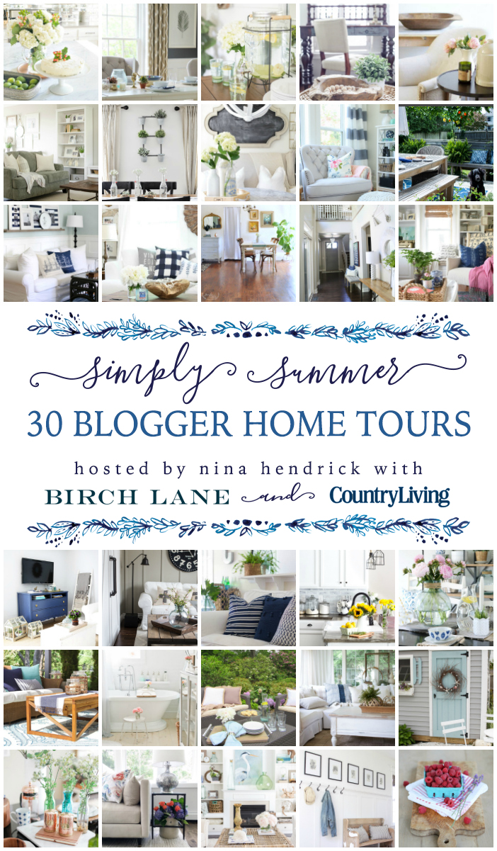 Summer Home Tour